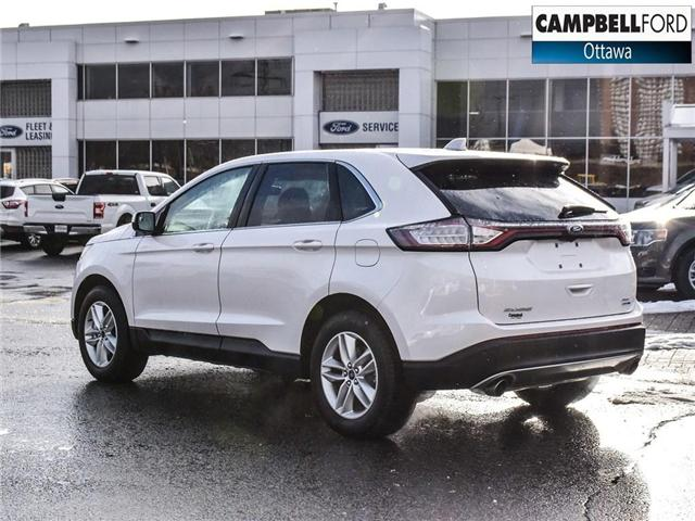 2018 Ford Edge SEL 15, 000 KMS-LEATHER-NAV-POWER ROOF-AWD (Stk: 945460) in Ottawa - Image 4 of 24