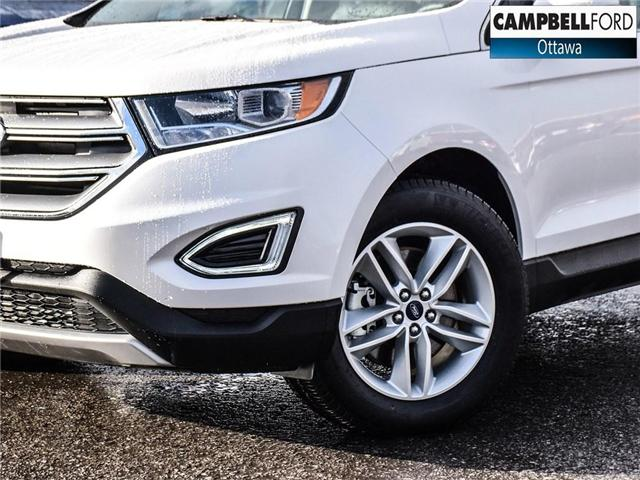 2018 Ford Edge SEL 15, 000 KMS-LEATHER-NAV-POWER ROOF-AWD (Stk: 945460) in Ottawa - Image 8 of 24