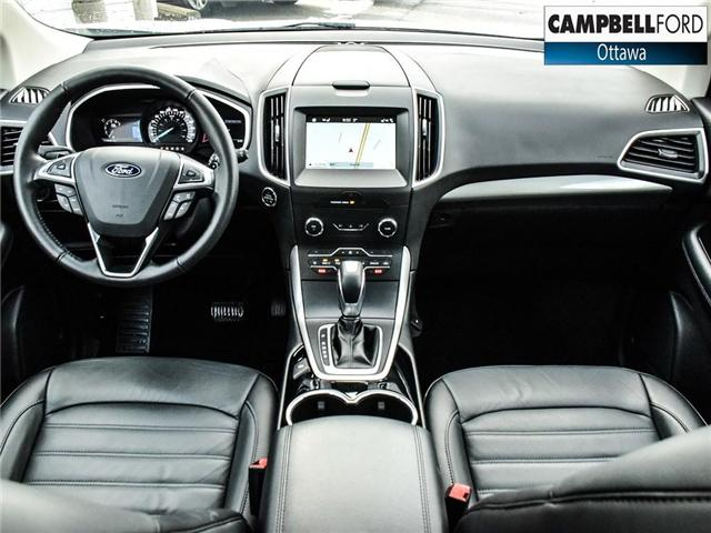 2018 Ford Edge SEL 15, 000 KMS-LEATHER-NAV-POWER ROOF-AWD (Stk: 945460) in Ottawa - Image 20 of 24