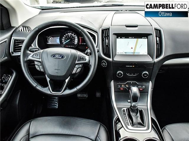 2018 Ford Edge SEL 15, 000 KMS-LEATHER-NAV-POWER ROOF-AWD (Stk: 945460) in Ottawa - Image 21 of 24