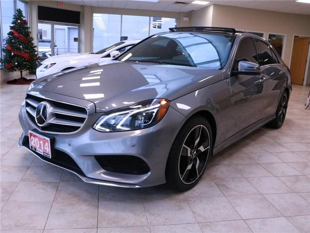 2014 Mercedes-Benz E-Class Base (Stk: 187345) in Kitchener - Image 1 of 27