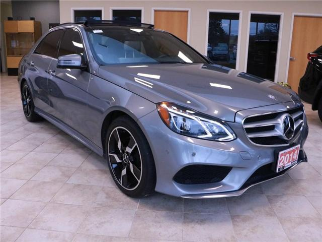 2014 Mercedes-Benz E-Class Base (Stk: 187345) in Kitchener - Image 4 of 27