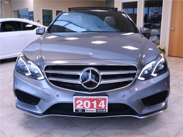 2014 Mercedes-Benz E-Class Base (Stk: 187345) in Kitchener - Image 20 of 27
