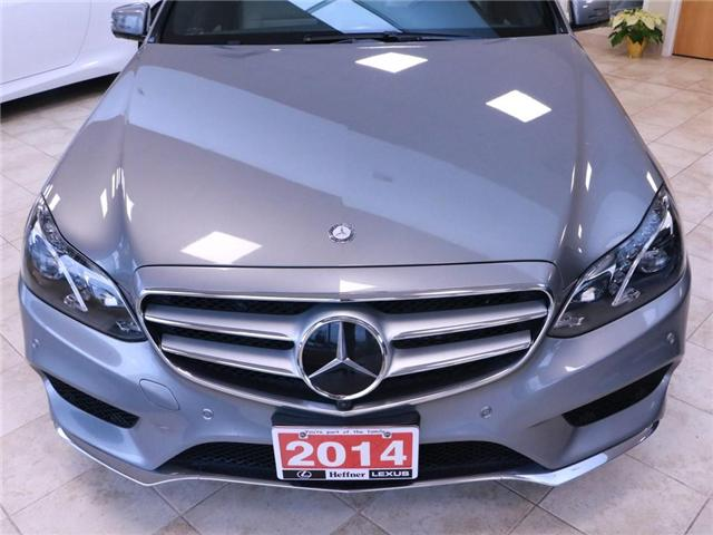 2014 Mercedes-Benz E-Class Base (Stk: 187345) in Kitchener - Image 24 of 27