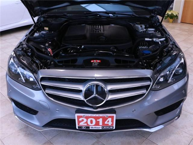2014 Mercedes-Benz E-Class Base (Stk: 187345) in Kitchener - Image 25 of 27