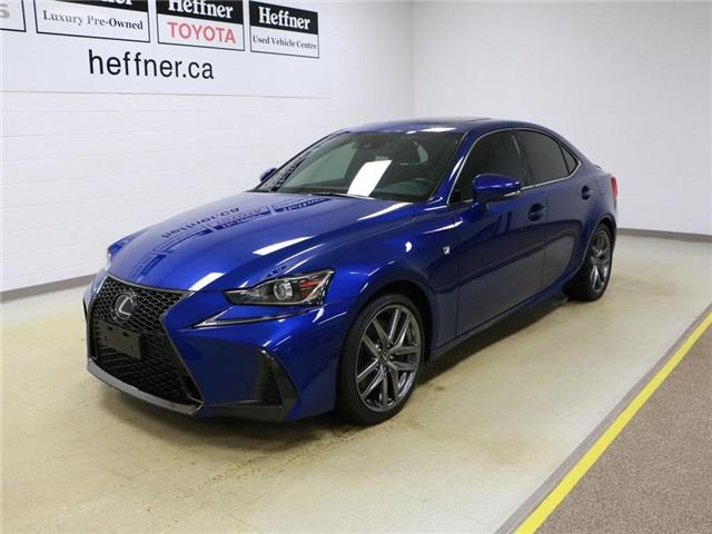 2018 Lexus IS 350 Base (Stk: 183035) in Kitchener - Image 1 of 28