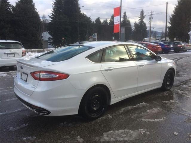 2014 Ford Fusion SE (Stk: C-2738-A) in Castlegar - Image 4 of 24