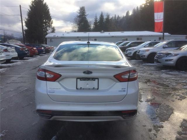 2014 Ford Fusion SE (Stk: C-2738-A) in Castlegar - Image 5 of 24