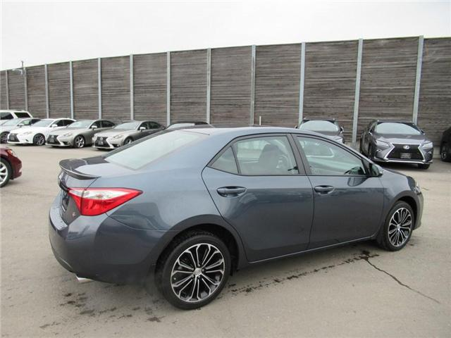 2015 Toyota Corolla S (Stk: 15810A) in Toronto - Image 2 of 17
