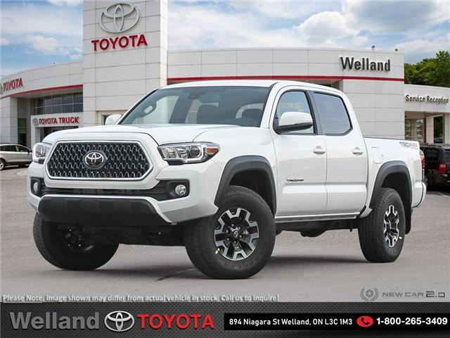 2019 Toyota Tacoma TRD Off Road (Stk: TAC6290) in Welland - Image 1 of 24