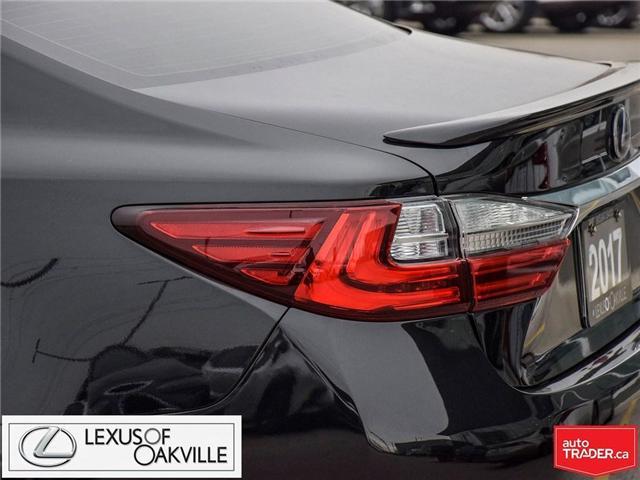 2017 Lexus ES 300h Base (Stk: UC7544) in Oakville - Image 6 of 23