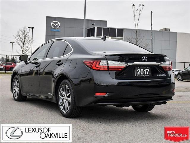 2017 Lexus ES 300h Base (Stk: UC7544) in Oakville - Image 7 of 23