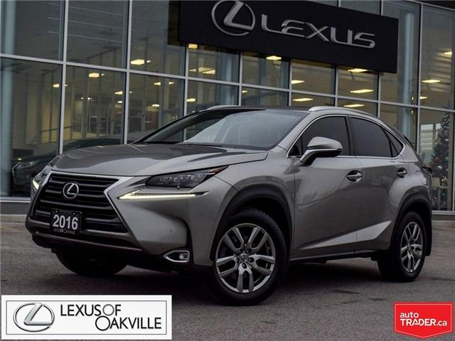 2016 Lexus NX 200t Base (Stk: UC7605) in Oakville - Image 1 of 23