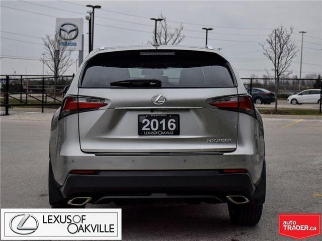 2016 Lexus NX 200t Base (Stk: UC7605) in Oakville - Image 8 of 23
