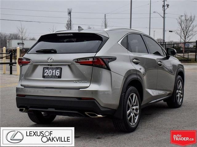 2016 Lexus NX 200t Base (Stk: UC7605) in Oakville - Image 9 of 23