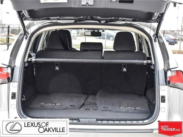 2016 Lexus NX 200t Base (Stk: UC7605) in Oakville - Image 10 of 23