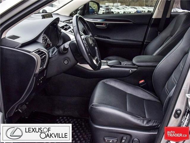 2016 Lexus NX 200t Base (Stk: UC7605) in Oakville - Image 15 of 23