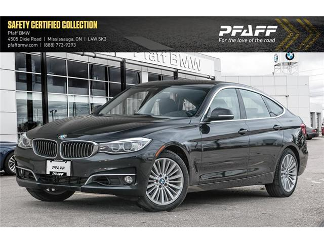 2016 BMW 328i xDrive Gran Turismo (Stk: PR18702A) in Mississauga - Image 1 of 18