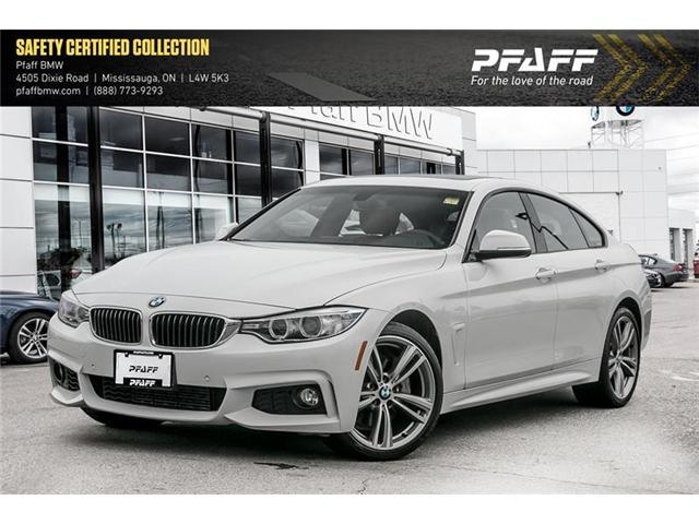 2016 BMW 435i xDrive Gran Coupe (Stk: U5193) in Mississauga - Image 1 of 21