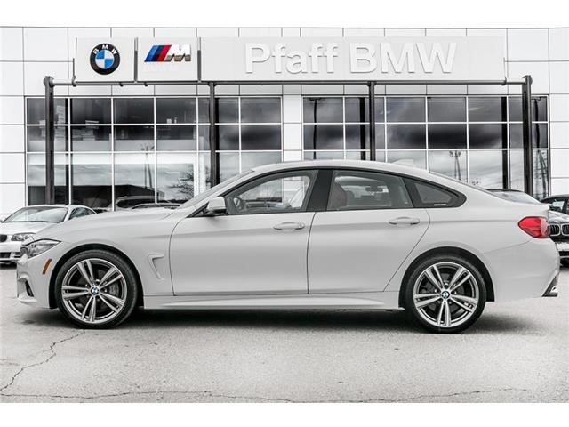 2016 BMW 435i xDrive Gran Coupe (Stk: U5193) in Mississauga - Image 2 of 21