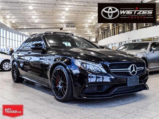 2016 Mercedes-Benz AMG C S (Stk: U1468) in Vaughan - Image 1 of 26