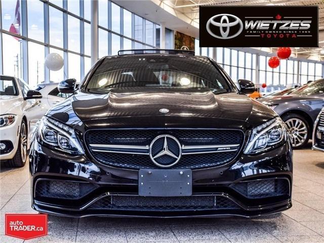 2016 Mercedes-Benz AMG C S (Stk: U1468) in Vaughan - Image 2 of 26