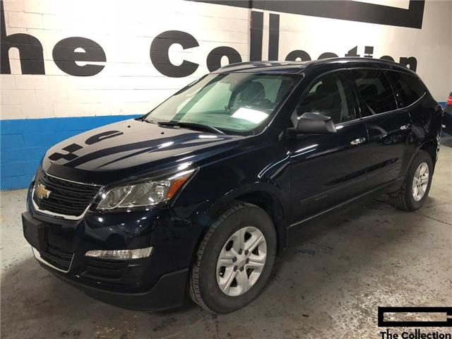 2016 Chevrolet Traverse LS (Stk: 11856) in Toronto - Image 1 of 26