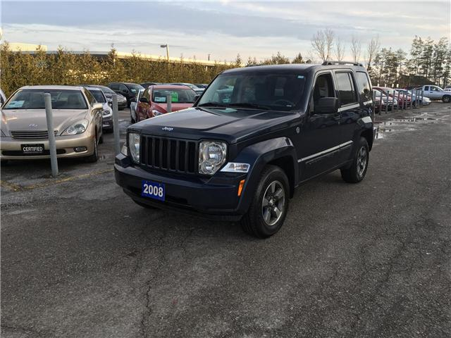 2008 Jeep Liberty Sport 4WD (Stk: P3628) in Newmarket - Image 1 of 22