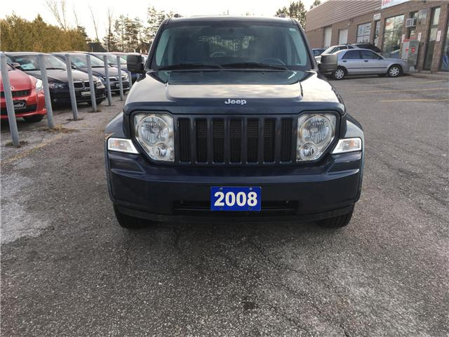 2008 Jeep Liberty Sport 4WD (Stk: P3628) in Newmarket - Image 2 of 22