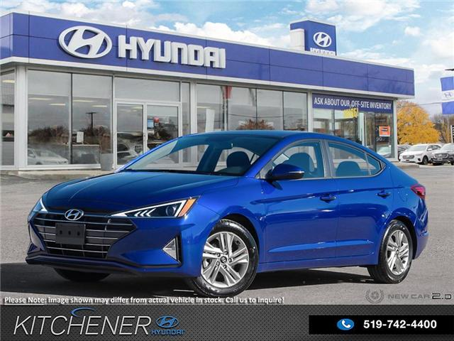 2019 Hyundai Elantra Preferred (Stk: 58491) in Kitchener - Image 1 of 23