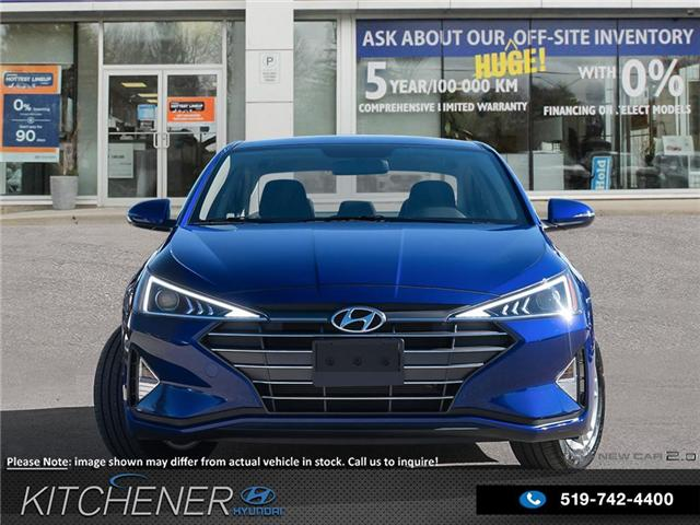 2019 Hyundai Elantra Preferred (Stk: 58491) in Kitchener - Image 2 of 23