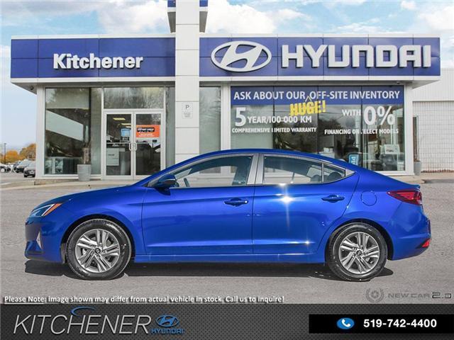 2019 Hyundai Elantra Preferred (Stk: 58491) in Kitchener - Image 3 of 23
