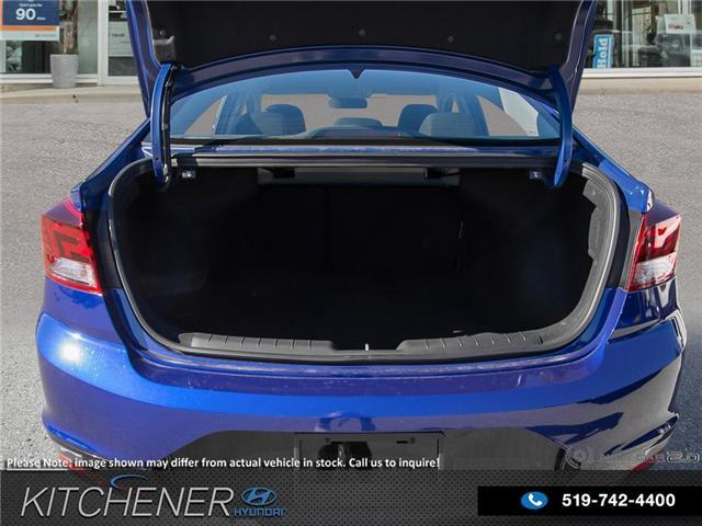 2019 Hyundai Elantra Preferred (Stk: 58491) in Kitchener - Image 7 of 23