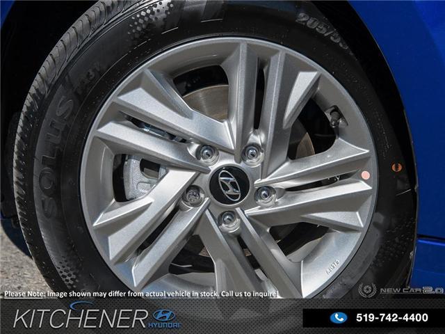 2019 Hyundai Elantra Preferred (Stk: 58491) in Kitchener - Image 8 of 23