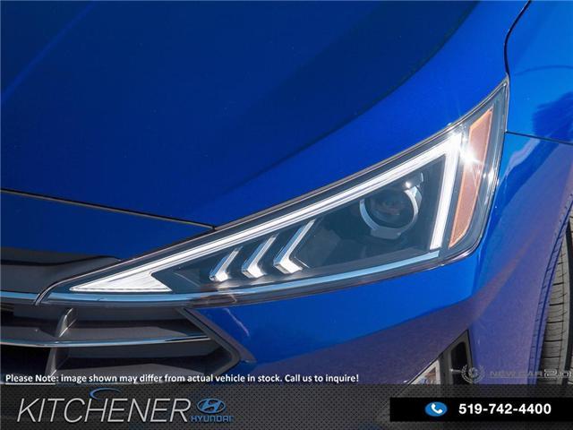 2019 Hyundai Elantra Preferred (Stk: 58491) in Kitchener - Image 10 of 23
