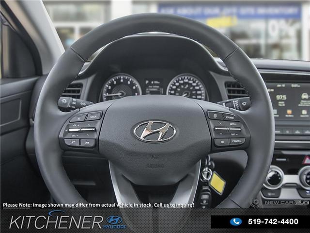 2019 Hyundai Elantra Preferred (Stk: 58491) in Kitchener - Image 13 of 23