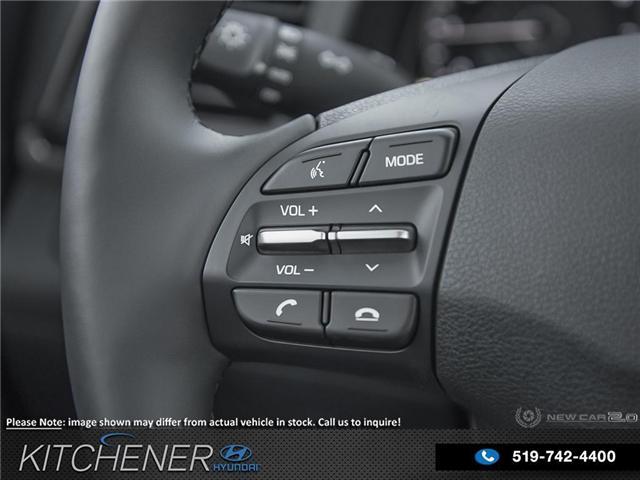 2019 Hyundai Elantra Preferred (Stk: 58491) in Kitchener - Image 15 of 23