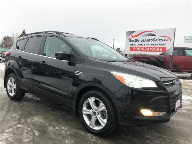 2013 Ford Escape SE (Stk: A2789) in Miramichi - Image 1 of 30