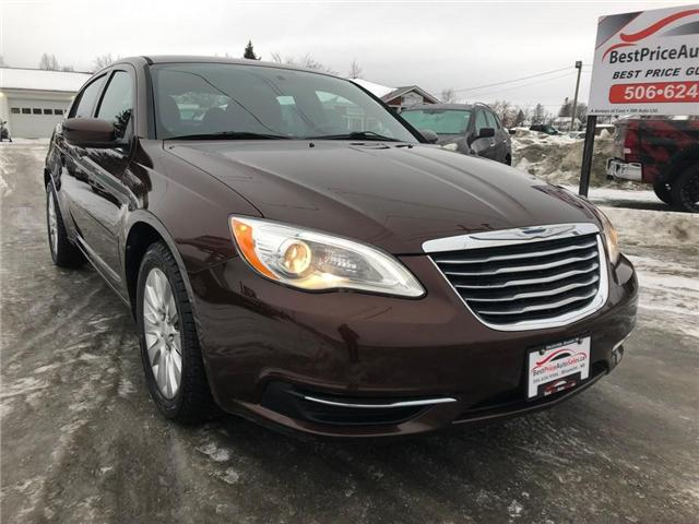 2013 Chrysler 200 LX (Stk: A2793) in Miramichi - Image 2 of 23