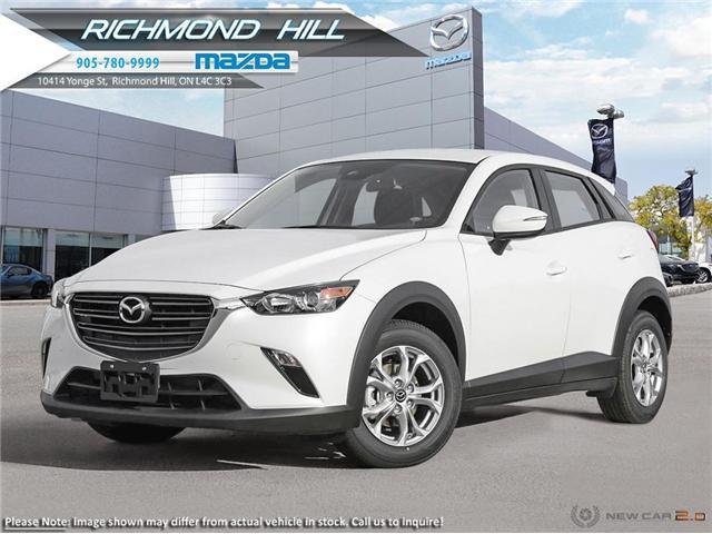 2019 Mazda CX-3 GS (Stk: 19-104) in Richmond Hill - Image 1 of 23