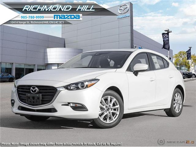 2018 Mazda Mazda3 GS (Stk: 18-1021) in Richmond Hill - Image 1 of 23
