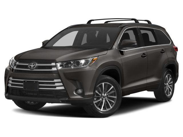 2019 Toyota Highlander XLE (Stk: 190255) in Whitchurch-Stouffville - Image 1 of 9