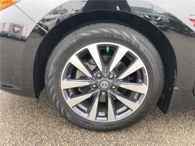2017 Nissan Altima  (Stk: A6622) in Burlington - Image 9 of 20