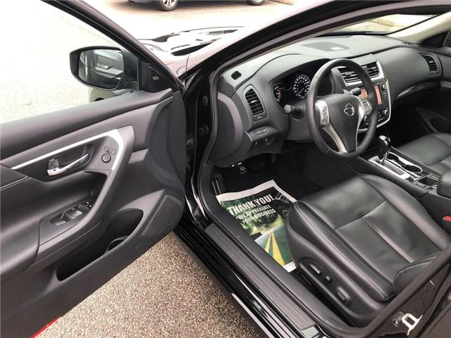2017 Nissan Altima  (Stk: A6622) in Burlington - Image 10 of 20