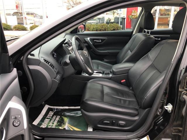 2017 Nissan Altima  (Stk: A6622) in Burlington - Image 11 of 20