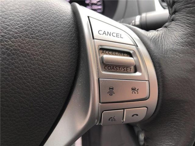 2017 Nissan Altima  (Stk: A6622) in Burlington - Image 14 of 20