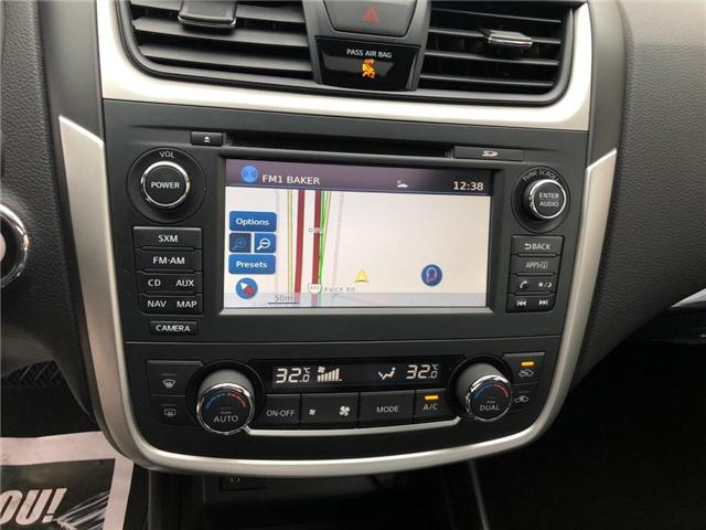 2017 Nissan Altima  (Stk: A6622) in Burlington - Image 15 of 20