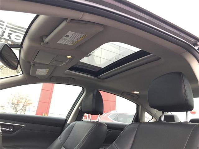 2017 Nissan Altima  (Stk: A6622) in Burlington - Image 17 of 20