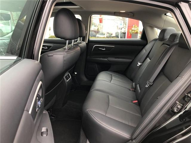 2017 Nissan Altima  (Stk: A6622) in Burlington - Image 18 of 20