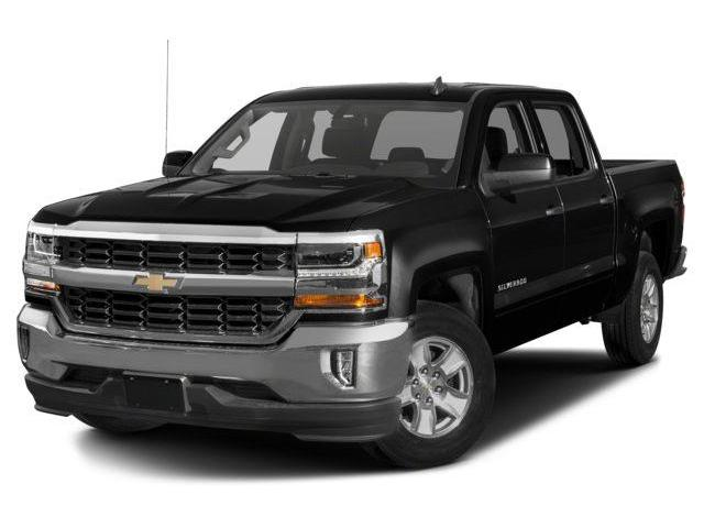 2018 Chevrolet Silverado 1500 2LT (Stk: 201368) in Brooks - Image 1 of 9